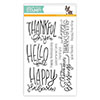 Simon Says Clear Stamps Autumn Greetings