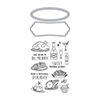 Hero Arts DC271 Holiday Meal Stamp & Cut