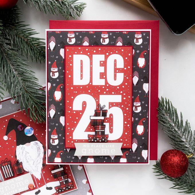Simon Says Stamp   December 2019 Card Kit - 3 Card Ideas by Yana Smakula #sssck #cardmaking #christmascard