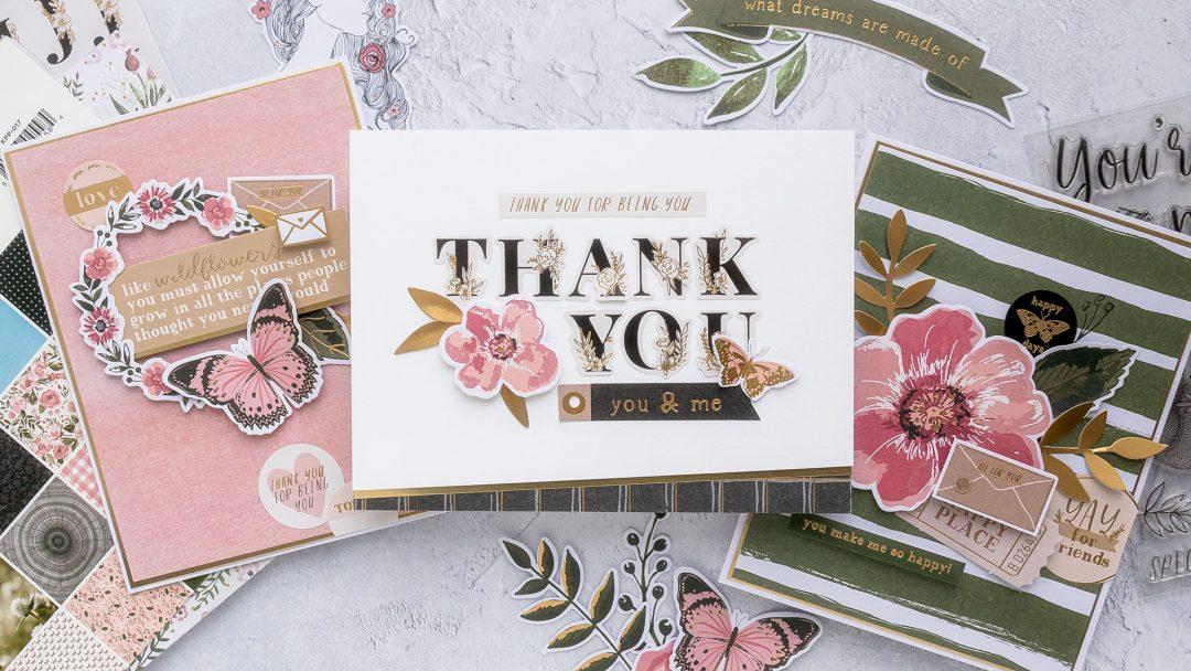 Spellbinders | December 2019 Card Kit Add On Cards Inspiration. Handmade cards by Yana Smakula #spellbinders #neverstopmaking #cardmaking