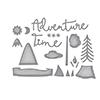 Spellbinders Adventure Time Snapshot Dies