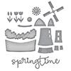 Spellbinders Springtime Snapshot Dies