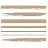 Spellbinders Foiled Brush Stroke Glimmer Hot Foil Plate