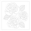 Simon Says Stamp Stencil Rose Trio