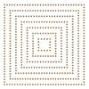Spellbinders Essential Glimmer Squares