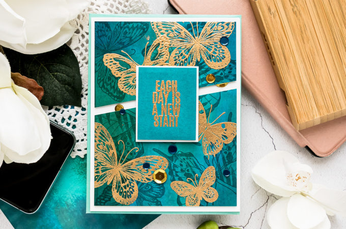 Simon Says Stamp | June Card Kit Inspiration. Take 3