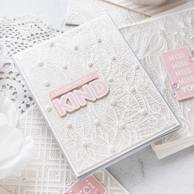First Look at Nuvo Crackle Mousses by Tonic Studios - video overview & cardmaking tutorial by Yana Smakula for Simon Says Stamp featuring Tonic RUSSIAN WHITE Nuvo Crackle Mousse 1397n #Cardmaking #HandmadeCard #TonicStudios #CrackleMousse #SimonSaysStamp