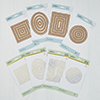 Spellbinders Essential Shapes Die & Hot Foil Plates Bundle