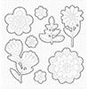 MFT Fun Flowers Die-namics