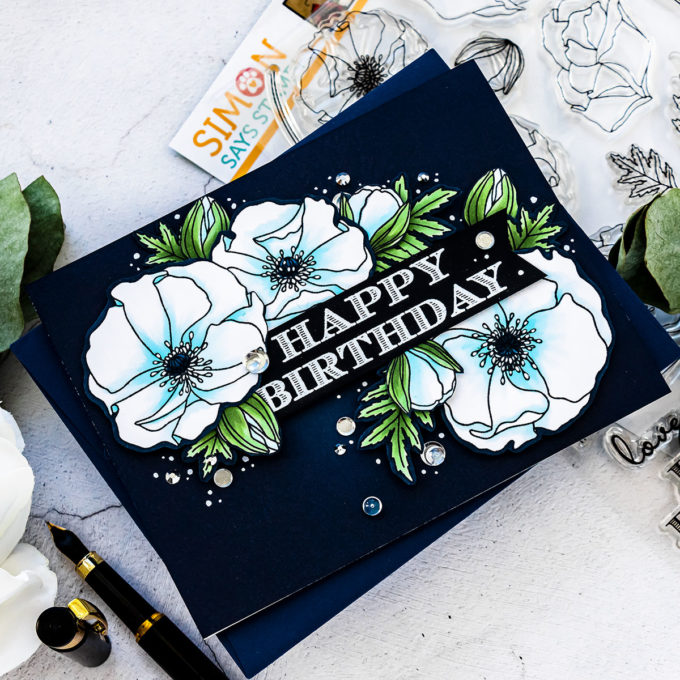 STAMPtember | Paper Rose Exclusive – Happy Birthday