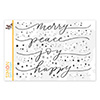 Simon Says Clear Stamps Holiday Sparkle Greetings