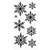 My Favorite Things Serene Snowflakes Clear Stamps