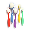 Set of 5 Rainbow Pack Multi Size Blender Brushes