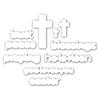 CZ Design Wafer Dies Clean Line Faith