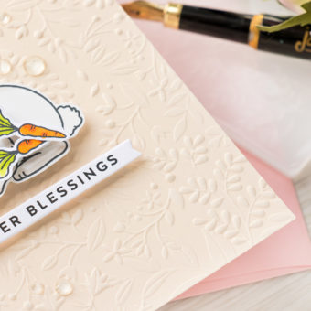 Simon Says Stamp | Easter Blessings A2 Greeting Card