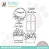 Simon Says Clear Stamps Window Box Blooms