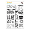 Simon Says Clear Stamps Greetings Mix 2