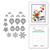 Spellbinders Holiday Decorations Etched Dies