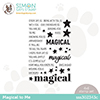 Simon Says Clear Stamps Magical to Me