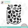 Simon Says Clear Stamps Petal Power