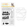 Cz Design Stamps and Dies Halloween People