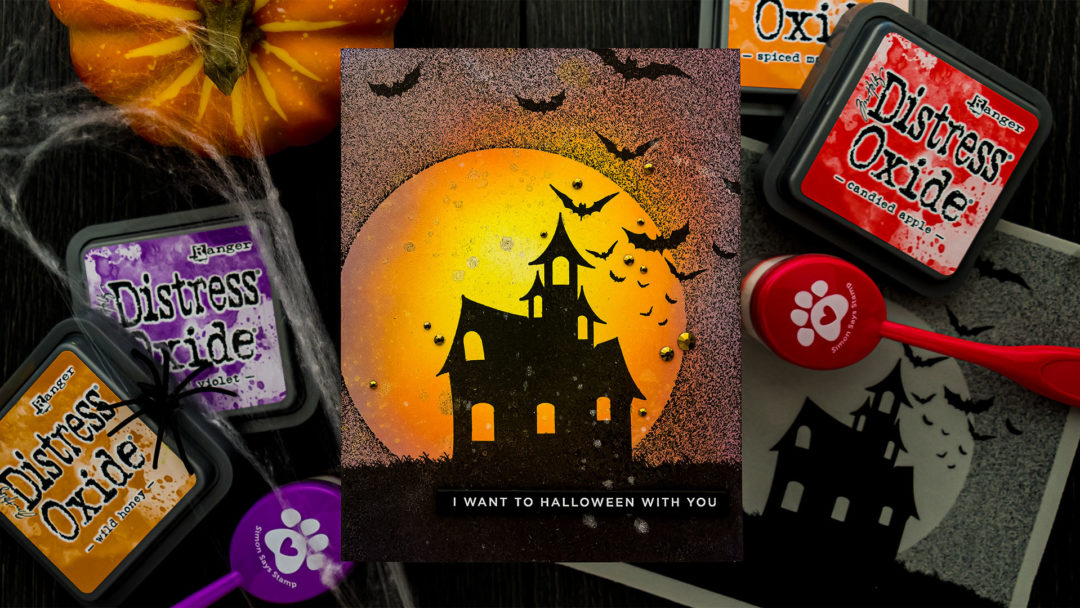 Simon Says Stamp   I Want to Halloween with You