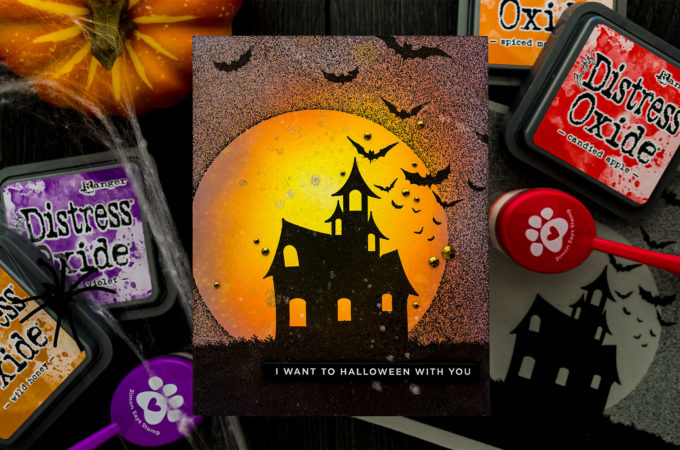 Simon Says Stamp | I Want to Halloween with You