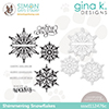 Gina K Designs Stamptember Exclusive Stamp and Die Set